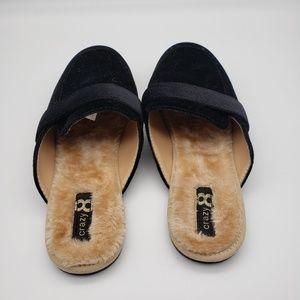 Crazy 8 black loafers